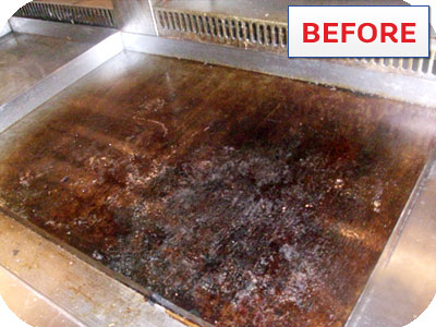 Omi Photos Before And After Each Cleaning Service