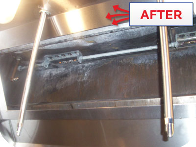 OMI Photos | before and after each cleaning service